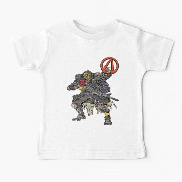 FL4K The Beastmaster Vault Symbol Borderlands 3 Rakk Attack! Baby T-Shirt