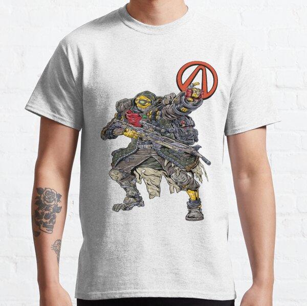 FL4K The Beastmaster Vault Symbol Borderlands 3 Rakk Attack! Classic T-Shirt