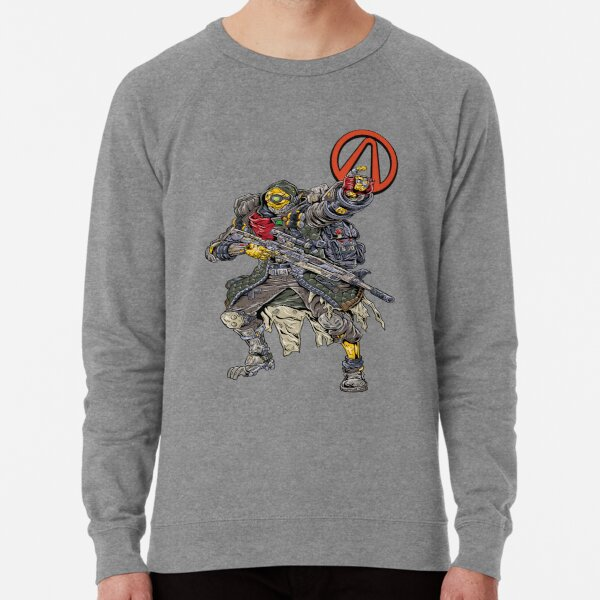 FL4K The Beastmaster Vault Symbol Borderlands 3 Rakk Attack! Lightweight Sweatshirt