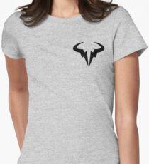 Rafael Nadal Women's Fitted T-Shirt