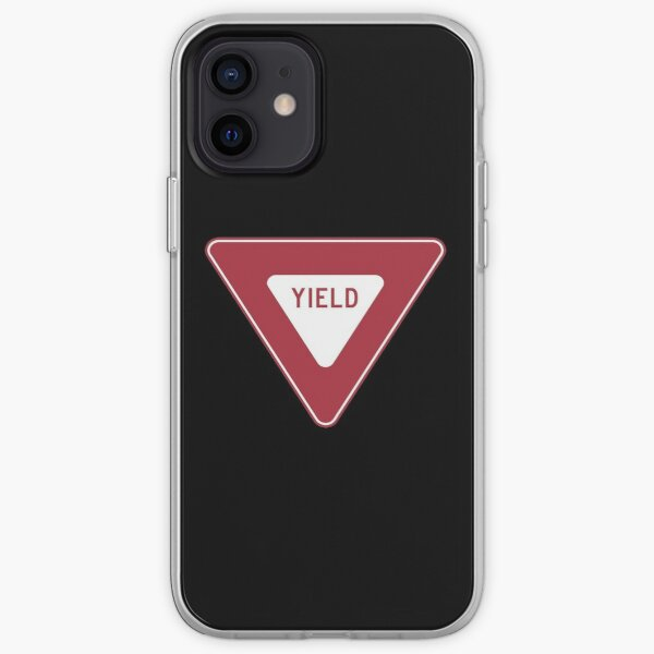 Yield iPhone Soft Case