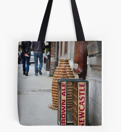Newcastle Brown Ale Crate Tote Bag