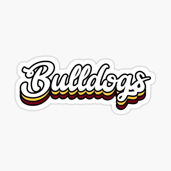 Bulldogs - University of Minnesota Duluth Sticker