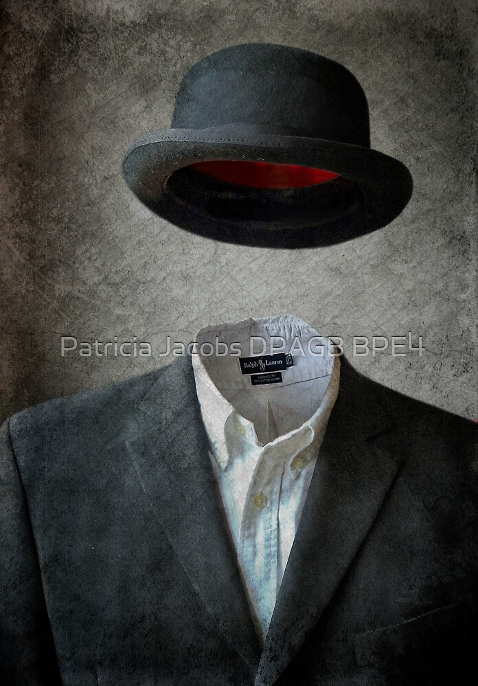 Invisable Man by Patricia Jacobs DPAGB BPE4