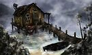 Old Fisherman's House by Anthropolog