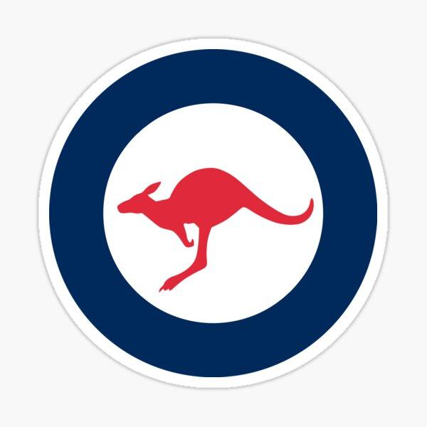 Australien Sticker