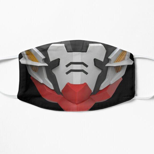 Robot mouth Flat Mask