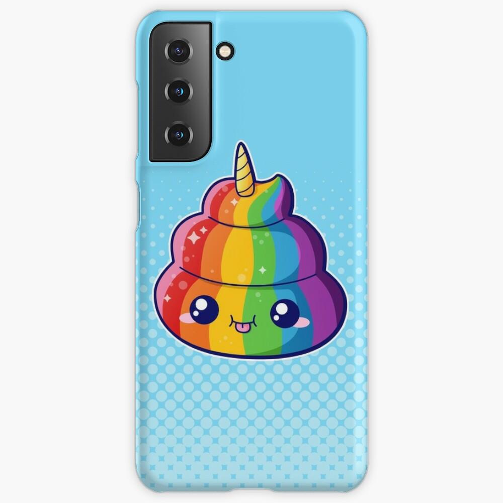 Unicorn Poop Case & Skin for Samsung Galaxy
