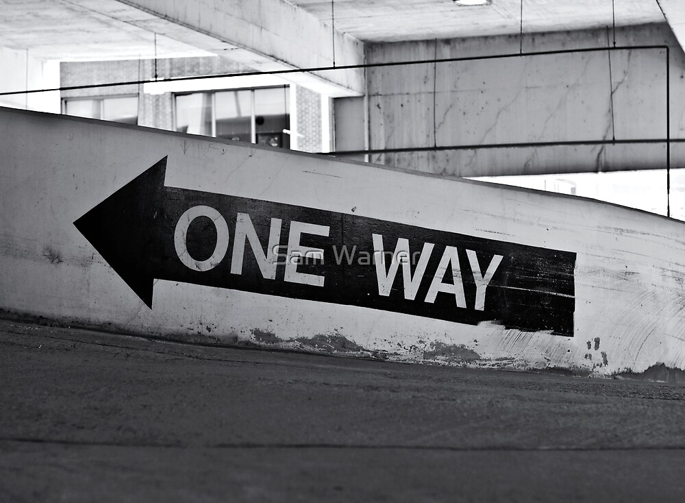 One Way by Sam Warner