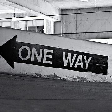 One Way by SamWarner
