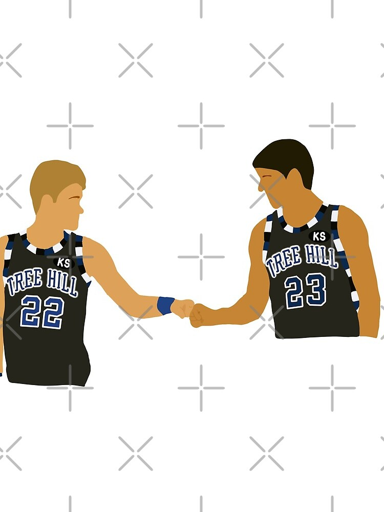 Lucas and Nathan Scott by amariei