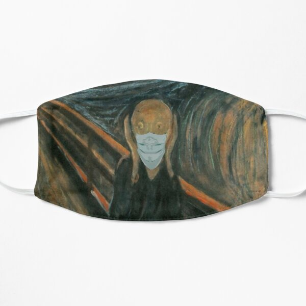 The Scream Masked Mask