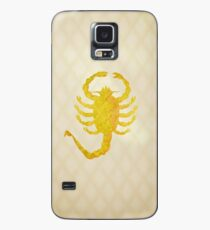 The Driver's jacket (Drive) Case/Skin for Samsung Galaxy
