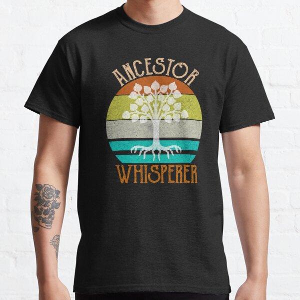 Ancestor Whisperer Classic T-Shirt