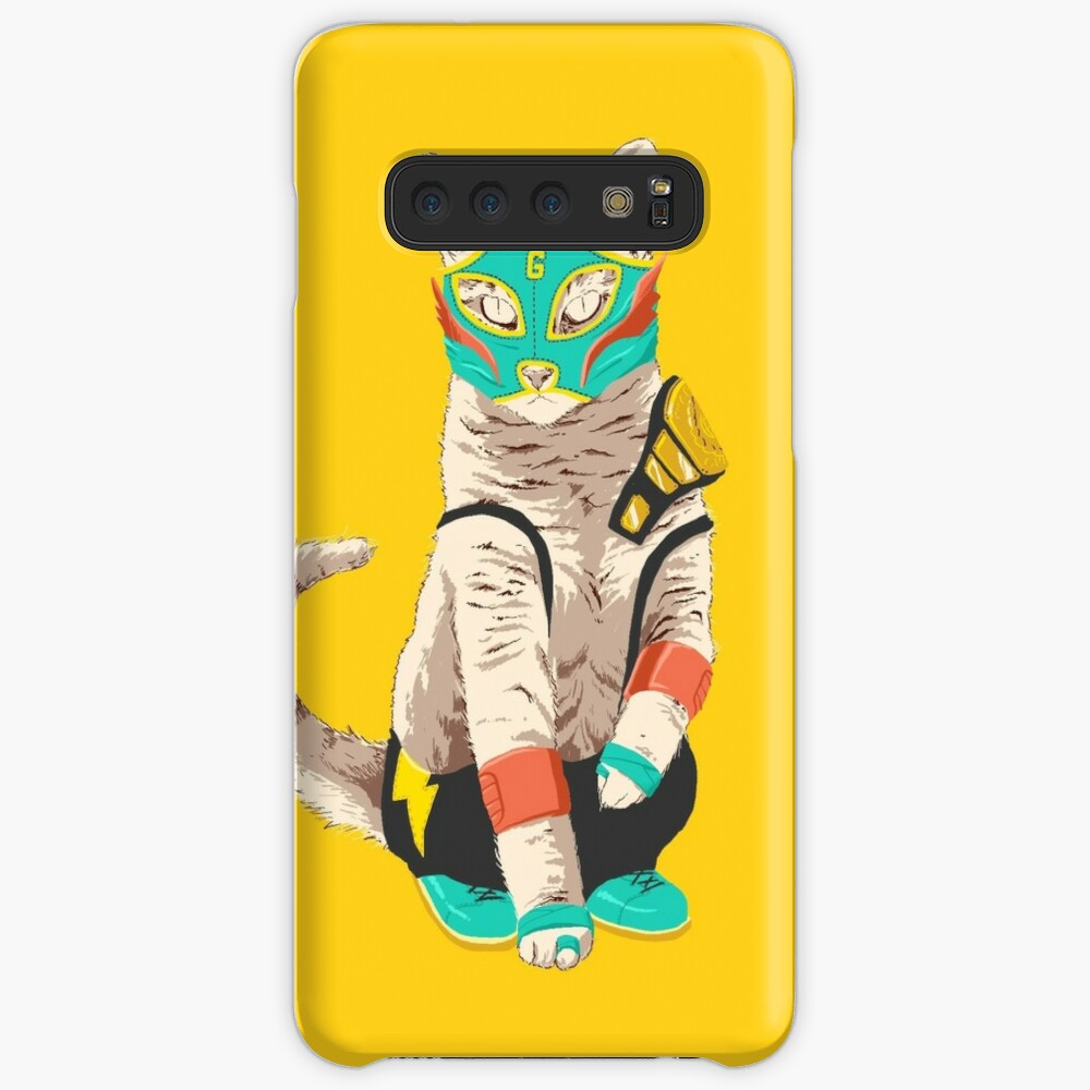 El Gato Asesino Case & Skin for Samsung Galaxy