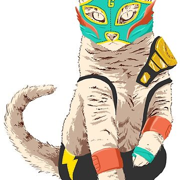 El Gato Asesino by fightstacy