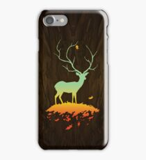 Fawn and Flora iPhone Case/Skin