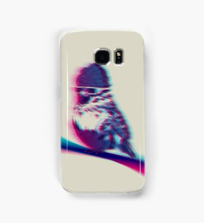 Bird Hair Day Samsung Galaxy Case/Skin