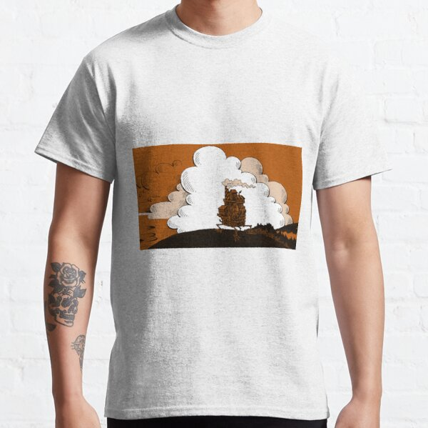 Diana Wynne Jones' Howl's Moving Castle - The Castle Classic T-Shirt