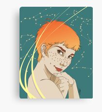 Stargirl 2 Canvas Print