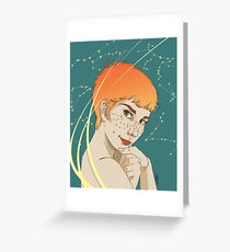 Stargirl 2 Greeting Card