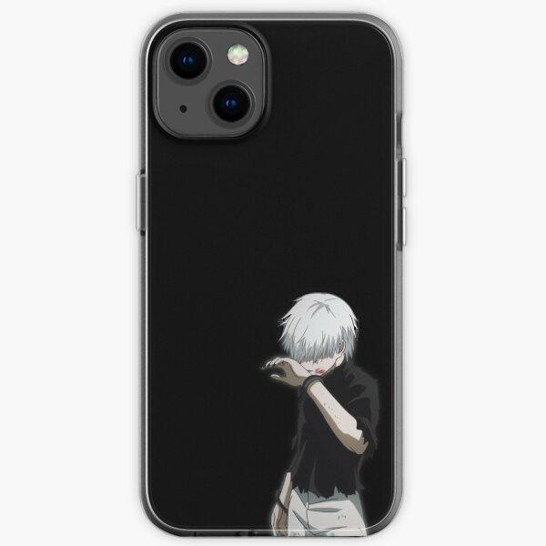 Kaneki Ken Phone Case, Housse, Tokyo Ghoul Coque souple iPhone