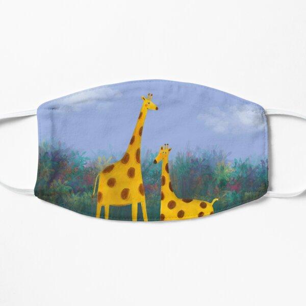 Giraffe family  Mask