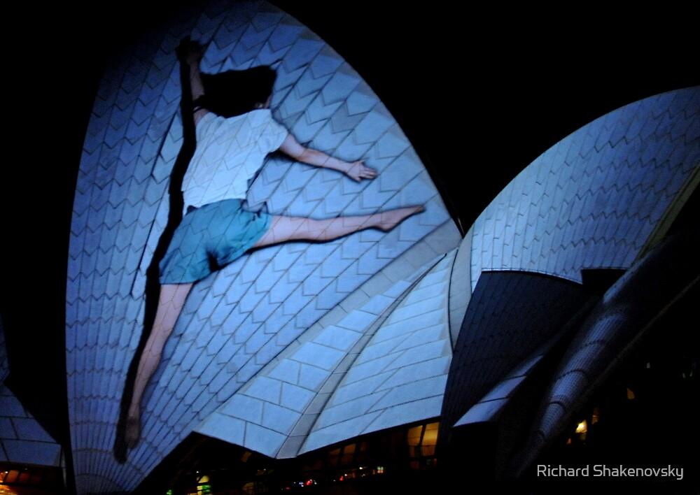 Lady Opera House by Richard Shakenovsky