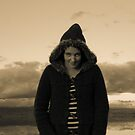 Kelly in the clouds by Hayley Joyce
