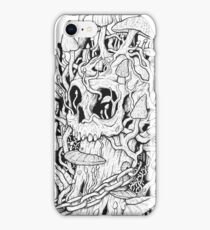 Mushroom Kingdom iPhone Case/Skin