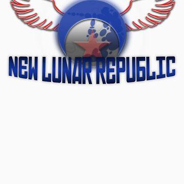 New Lunar Republic Symbol by sirhcx
