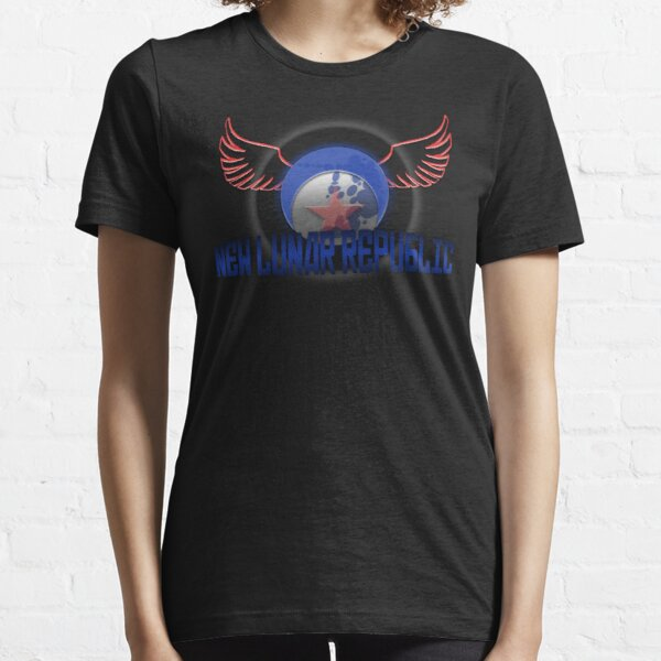 New Lunar Republic Symbol Essential T-Shirt