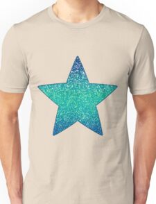 Glitter Graphic Unisex T-Shirt