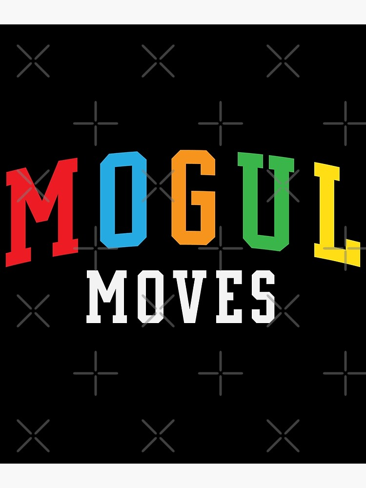 mogul moves hoodie by Giftyshirt