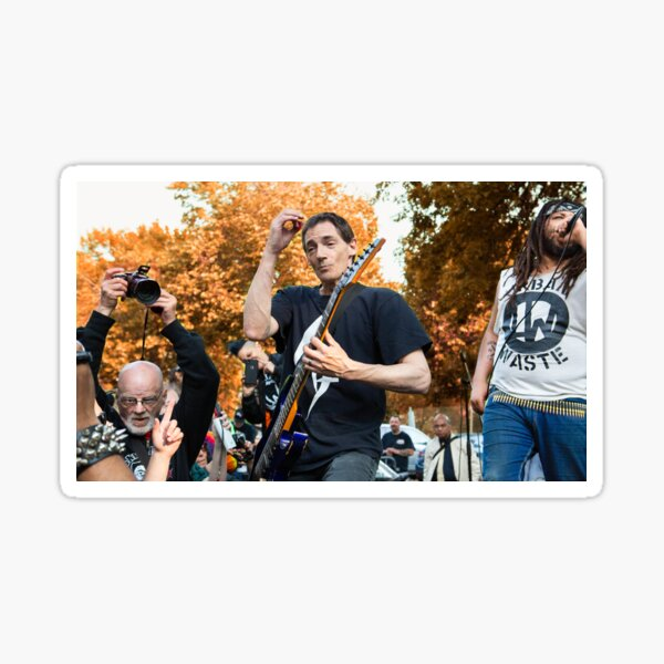 Urban Easte - NYC Punk Band Sticker