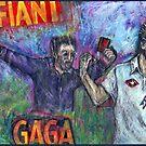 Going Gaga For It (take 2) by DreddArt