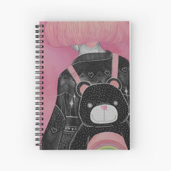 T e d d y Spiral Notebook