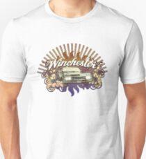 Vintage Winchester Metallicar Unisex T-Shirt