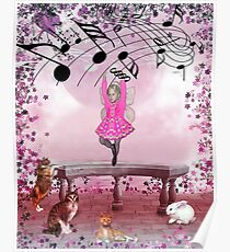 """Lucinda"" Poster"