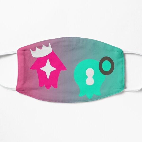 Pearl & Marina's Symbol - Splatoon 2 Flat Mask