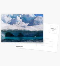 Hidden features Postcards