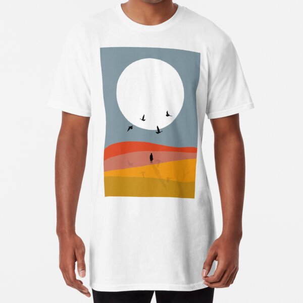 Seven ravens  Long T-Shirt