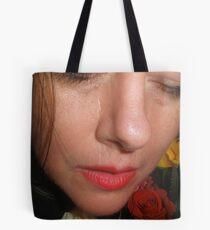 Rose Prayer Tote Bag