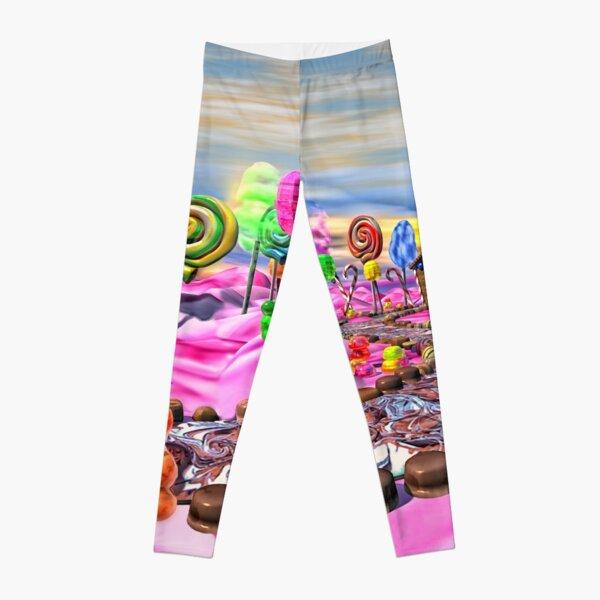 Pink Candyland Leggings