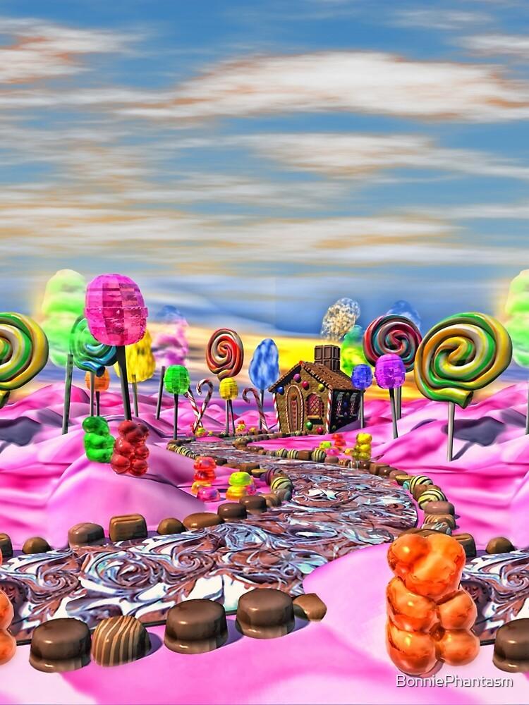 Pink Candyland by BonniePhantasm