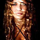 Golden Eye.. by Nicoletté Thain Photography