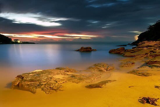 Gordon's Bay by Mark  Lucey