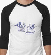 Community Gambino (white) Men's Baseball ¾ T-Shirt