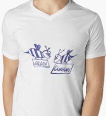 Community Gambino (grey) Men's V-Neck T-Shirt