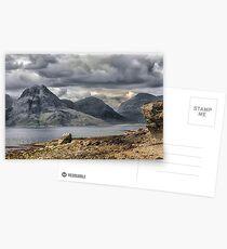 Elgol Isle of Skye Postcards